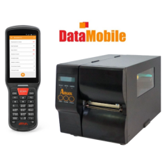 Комплект АТОЛ SMART.Lite DataMobile (Online + Маркировка) + Принтер Argox iX4-250