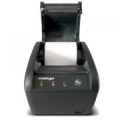 Принтер чеков Posiflex Aura-9000-B (USB, RS, черный) с БП