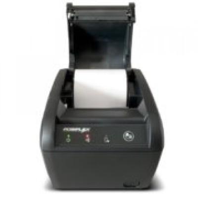 Принтер чеков Posiflex Aura-9000L-B (USB, LAN, черный) с БП