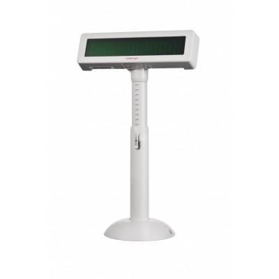 Дисплей покупателя Posiflex PD-2800B черный, USB, зеленый светофильтр