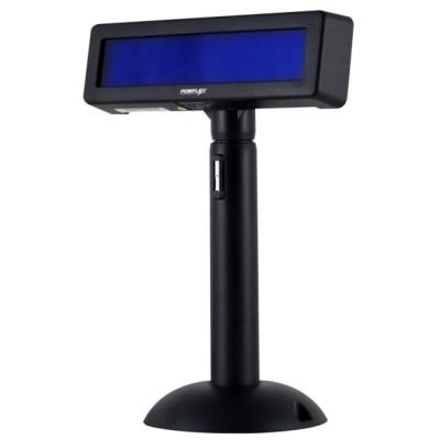 Дисплей покупателя Posiflex PD-2800B черный, USB, голубой светофильтр