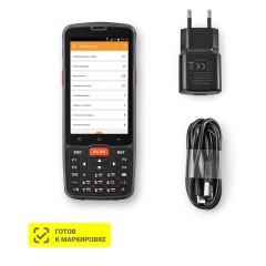 "Терминал сбора данных АТОЛ Smart.Slim базовый (4"", Android 7.0, MTK MT6580, 1Gb/8Gb, 2D E3, Wi-Fi, BT, БП, IP65, 4000 mАh)"