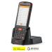 "Терминал сбора данных АТОЛ Smart.Slim Plus базовый (4"", Android 10 с GMS, MT6761D, 2Gb/16Gb, 2D E3, Wi-Fi, BT, NFC, 4G, GPS, Camera, БП, IP65, 4500 mA"