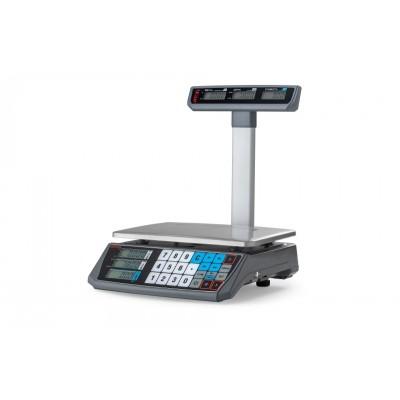 Весы торговые АТОЛ MARTA (со стойкой, RS-232)